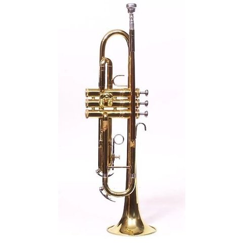 King 601 Student Bb Trumpet, Heavy Duty Lacquer Finish