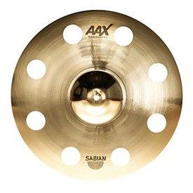 "Sabian Sabian 21800XB 18"" AAX O-Zone Crash Brilliant Finish"