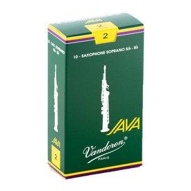 Vandoren Vandoren Soprano Sax Java Reeds, Box of 10
