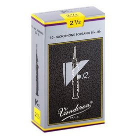 Vandoren Vandoren Soprano Sax V.12 Reeds, Box of 10