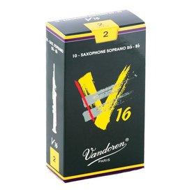 Vandoren Vandoren Soprano Sax V16 Reeds, Box of 10