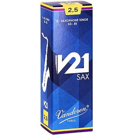 Vandoren Vandoren Tenor Sax V21 Reeds, Box of 5