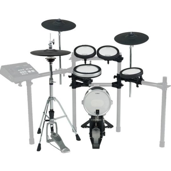 Yamaha Yamaha DTP582 Drum & Cymbal Pad Kit for DTX720K - Includes Cables