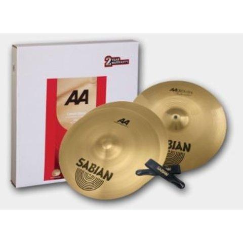 Sabian 216CBB AA Concert Band Set BR