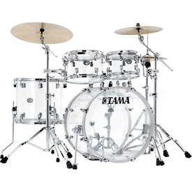 "TAMA Tama VC52KRZSCI SilverStar Mirage 5-Piece Shell Pack with 22"" Bass Drum"