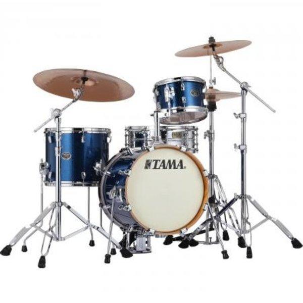 TAMA Tama VD36MWSISP Silverstar Drum Kit Indigo Sparkle