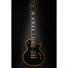ESP ESP E-II Eclipse DB Electric Guitar Vintage Black