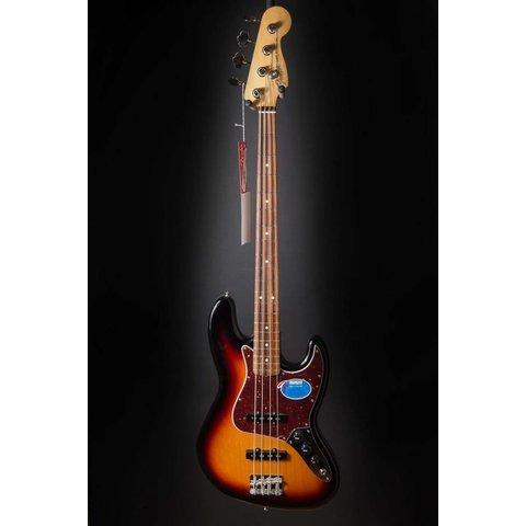 60s Jazz Bass, Rosewood Fingerboard, 3-Color Sunburst