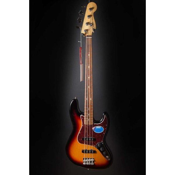 Fender 60s Jazz Bass, Rosewood Fingerboard, 3-Color Sunburst