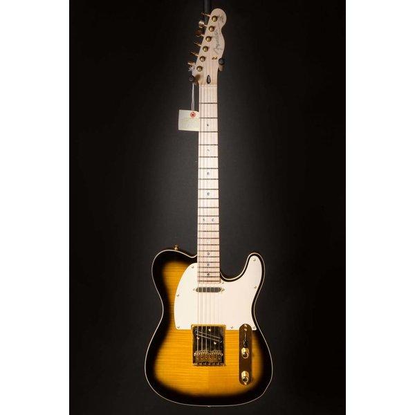Fender Richie Kotzen Telecaster, Maple Fingerboard, Brown Sunburst
