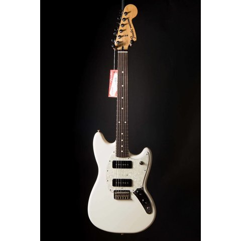 Mustang 90, Rosewood Fingerboard, Olympic White