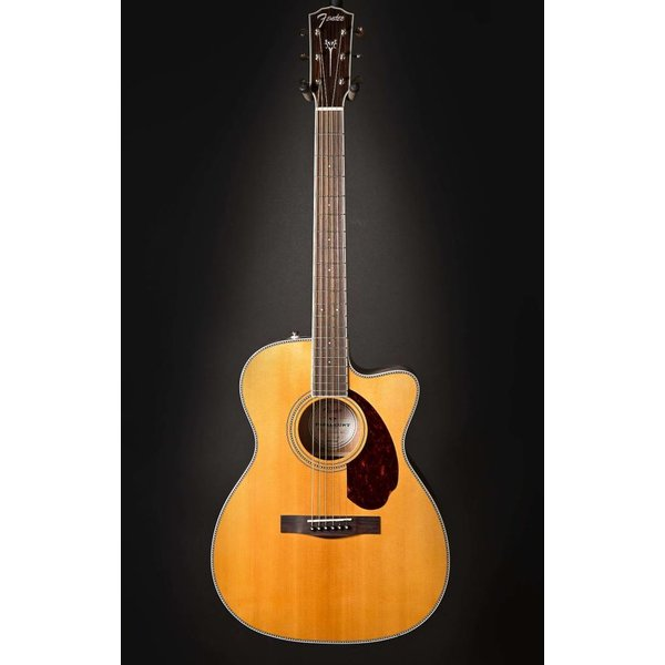 Fender PM-3 Limited Adirondack Triple-0 Mahogany, Rosewood Fingerboard, Natural