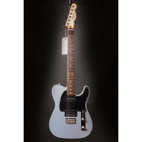 Standard Telecaster HH, Rosewood Fingerboard, Ghost Silver
