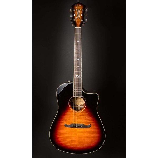 Fender T-Bucket 300-CE, Rosewood Fingerboard, 3-Color Sunburst