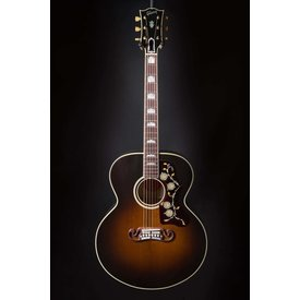 Gibson Gibson SJ22VNGH1 SJ-200 Vintage, Vintage Sunburst