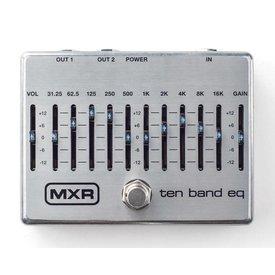 MXR Dunlop M108S MXR 10 Band GEQ