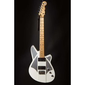 Reverend Reverend Billy Corgan Signature Guitar Satin White Pearl