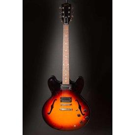 Gibson Gibson Memphis ESSD16GBNH1 2016  ES-335 Studio Ginger Burst with Hard Case