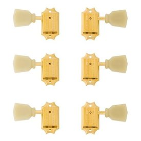 Gibson Gibson PMMH-020 Vintage Gold Machine Heads with Pearloid