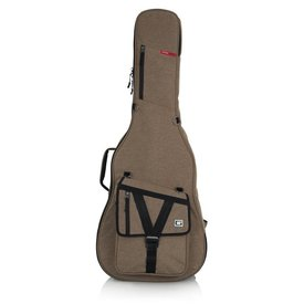 Gator Gator GT-ACOUSTIC-TAN Transit Series Bag for Acoustic Guitars