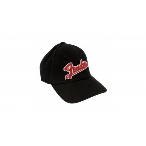 Fender Patch Logo Hat Black S/M