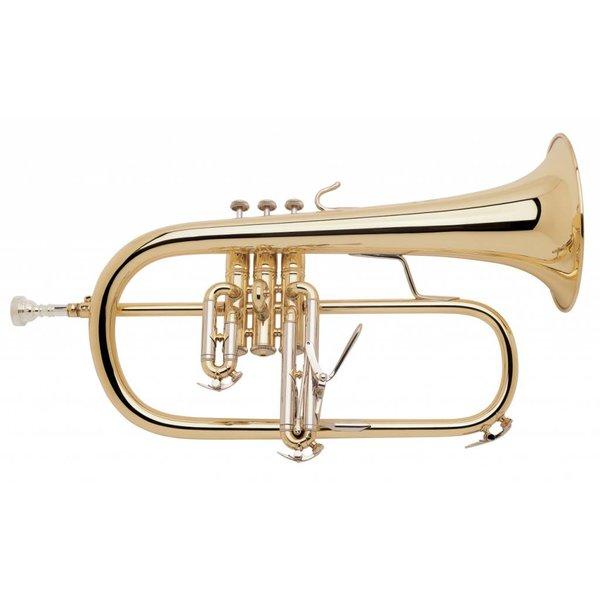 Bach Bach 183 Stradivarius Professional Bb Flugelhorn, Standard Finish