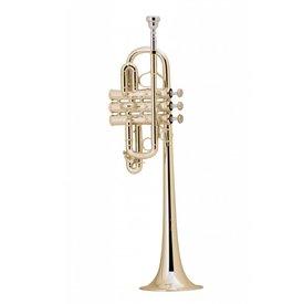 """Bach Bach 189 Stradivarius Professional Eb Soprano Trumpet, .459"""" Bore"""