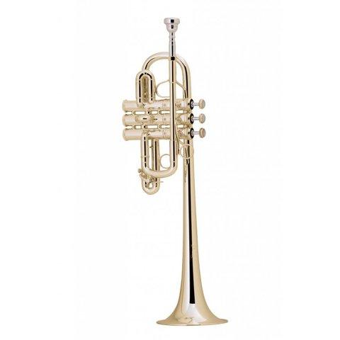 """Bach 189 Stradivarius Professional Eb Soprano Trumpet, .459"""" Bore"""