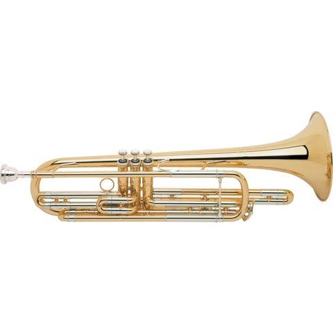 Bach B188 Stradivarius Professional Bb Bass Trumpet, Standard Finish