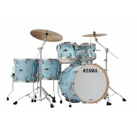 TAMA Tama Starclassic Performer B/B 5Pc Shell Kit In Ice Blue Pearl Finish