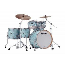 TAMA Tama Starclassic Performer B/B 5Pc Hyper-Drive Shell Kit Ice Blue Pearl Finish
