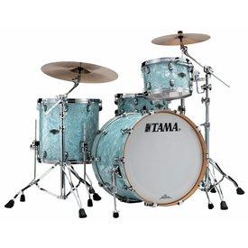 TAMA Tama Starclassic Performer B/B 3Pc Shell Kit In Ice Blue Pearl Finish