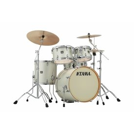 TAMA Tama Superstar Classic 20'' Bd 5Pc Shell Kit In Satin Arctic Pearl Finish