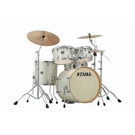 "TAMA Tama Superstar Classic 20"" Bd 5Pc Shell Kit In Satin Arctic Pearl Finish"