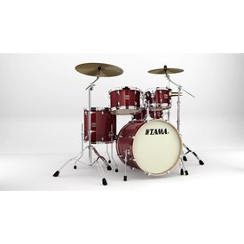 TAMA Tama Superstar Classic 20'' Bd 5Pc Shell Kit In Classic Cherry Wine Finish
