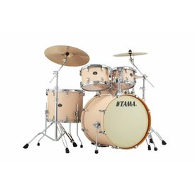 TAMA Tama Silverstar 5Pc Shell Kit In Matte Copper Sparkle Finish