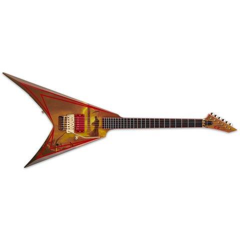 ESP EIIALEXIWILDSCYTHE Alexi Laiho Signature Electric Guitar Wild Scythe