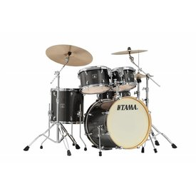 TAMA Tama Superstar Classic 20'' Bd 5Pc Shell Kit In Midnight Gold Sparkle Finish