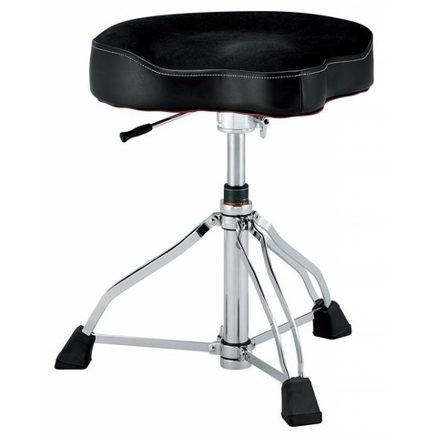 Tama 1st Chair Drum Throne Glide Rider W/Cloth Top & Hydraulix