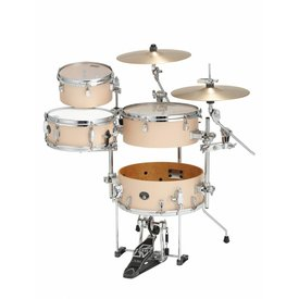 TAMA Tama Silverstar 4Pc Cocktail-Jam Shell Kit In Matte Copper Sparkle Finish