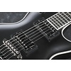 Ibanez ARZ6UCSBKF ARZ Prestige Uppercut 6str Electric Guitar w/Case - Black Flat