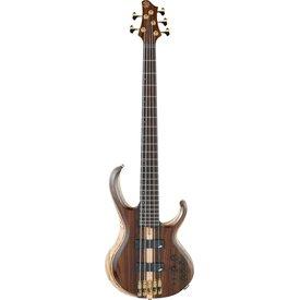 Ibanez Ibanez BTB1805ENTL BTB Premium 5str Electric Bass - Natural Low Gloss