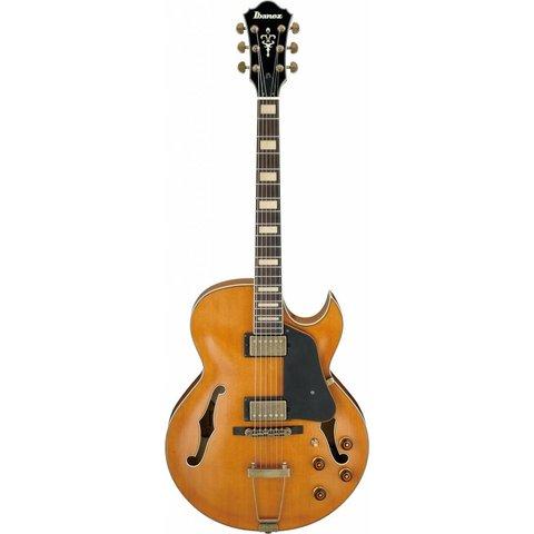 Ibanez AKJV90DDAL AKJ Artcore Expressionist Vintage Electric Guitar Dark Amber