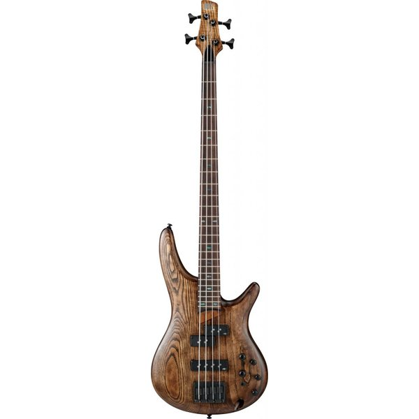 Ibanez Ibanez SR650ABS SR Standard 4str Electric Bass - Antique Brown Stained
