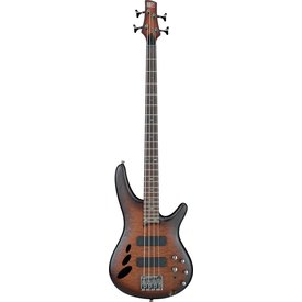 Ibanez Ibanez SR30TH4NNF SR Standard 4str Electric Bass - Natural Browned Burst Flat