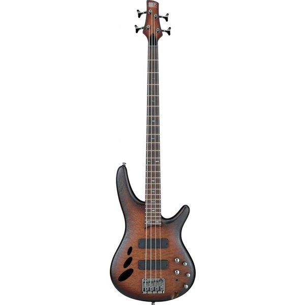 Ibanez Ibanez SR30TH4NNF SR Standard 4str Electric Bass - Natural Browned Burst Flat