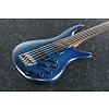 Ibanez SR505SBF SR Standard 5str Electric Bass - Sapphire Blue Flat