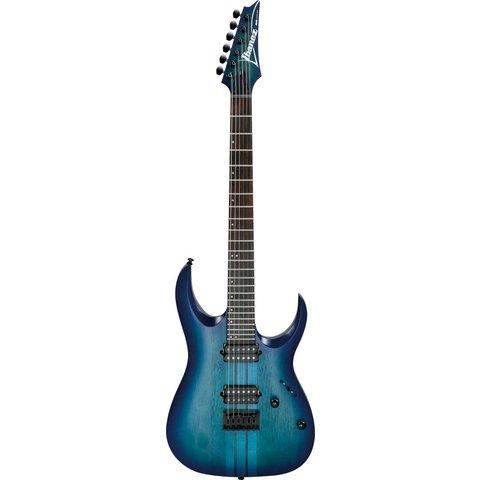 Ibanez RGAT62SBF RGA Standard 6str Electric Guitar - Sapphire Blue Flat