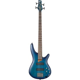 Ibanez Ibanez SR500SBF SR Standard 4str Electric Bass - Sapphire Blue Flat