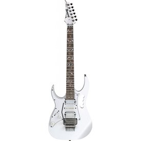 Ibanez Ibanez JEMJRLWH Steve Vai Signature 6str Electric Guitar - Left Handed - White